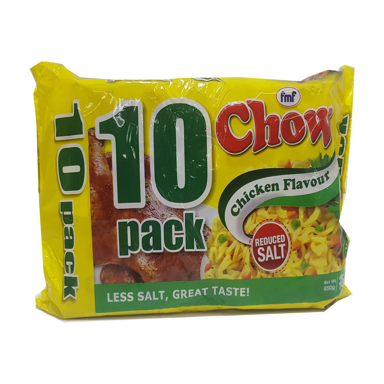 FMF Chow Chicken Noodles 10pack