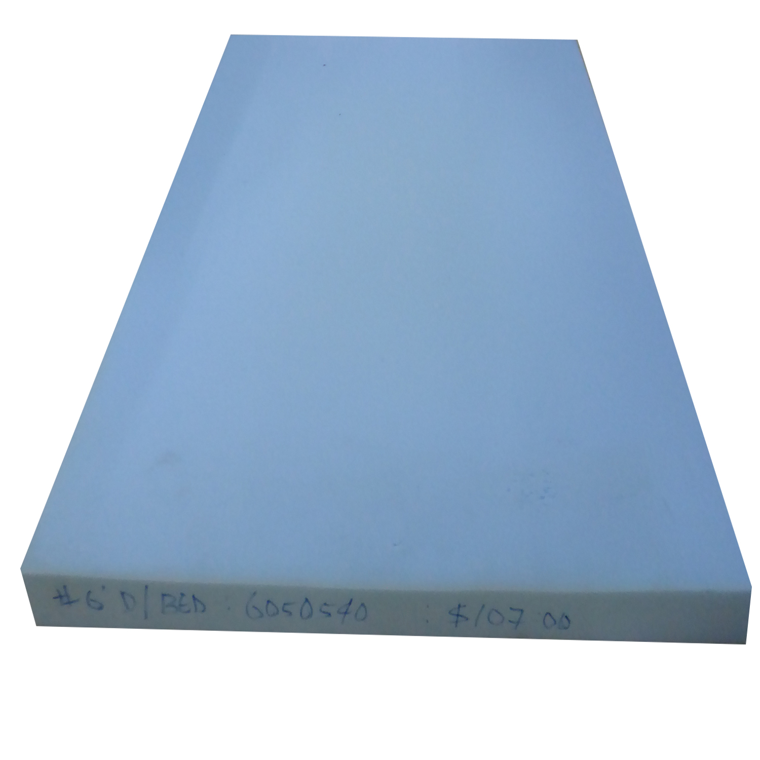 Double Bed Mattress Without Cover #6050500