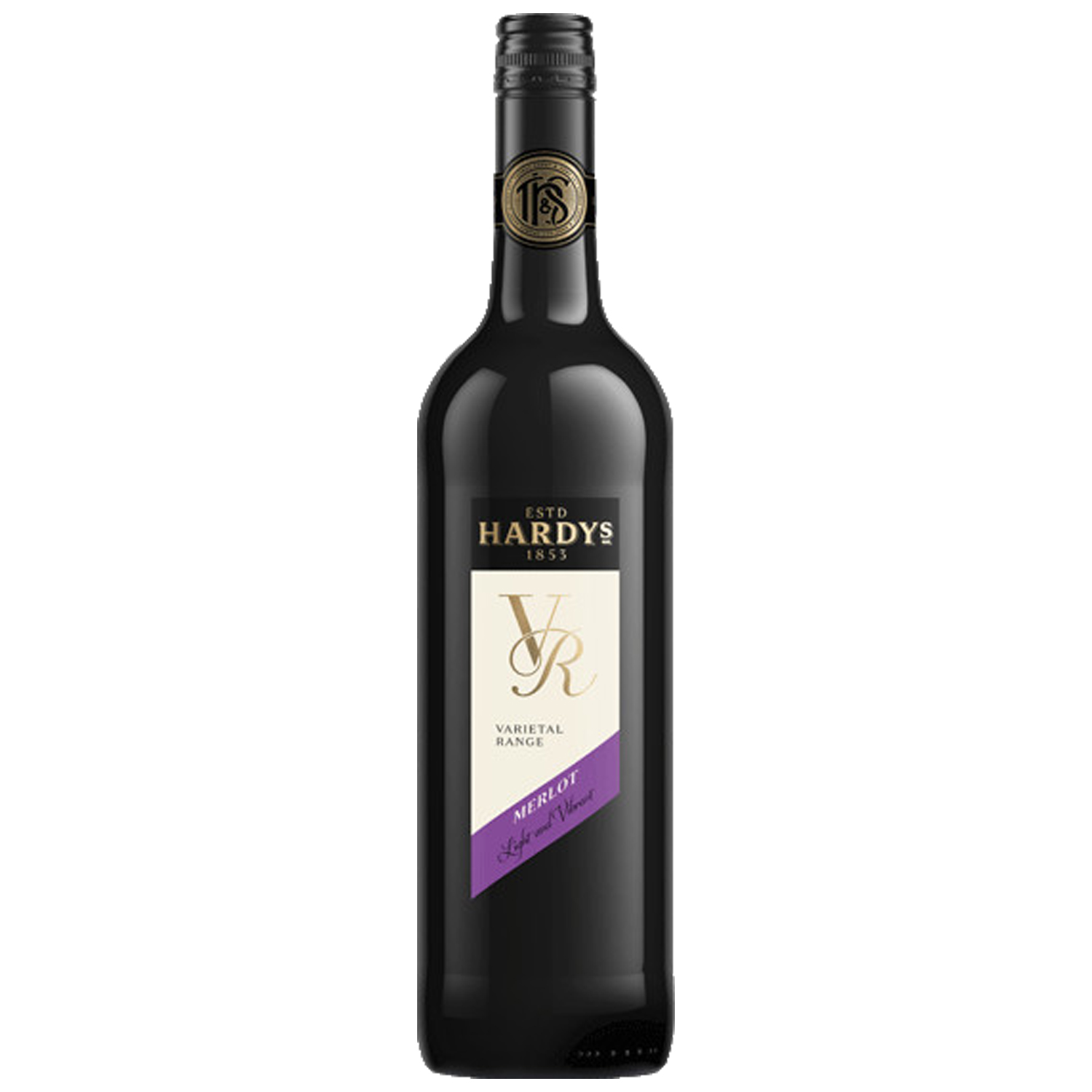 Hardys VR Series Wine - Merlot 750ml