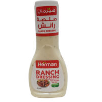 Herman Dressings – Ranch 236ml