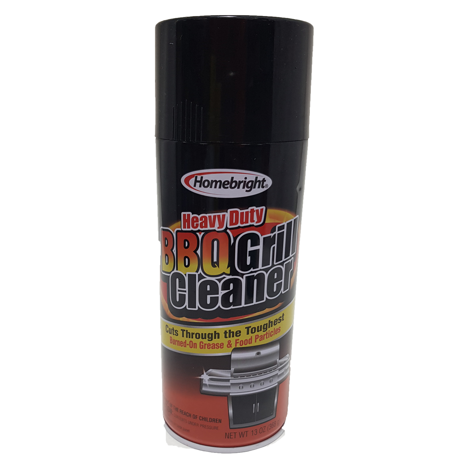 HOMEBRIGHT 13oz Heavy Duty BBQ Grill Cleaner