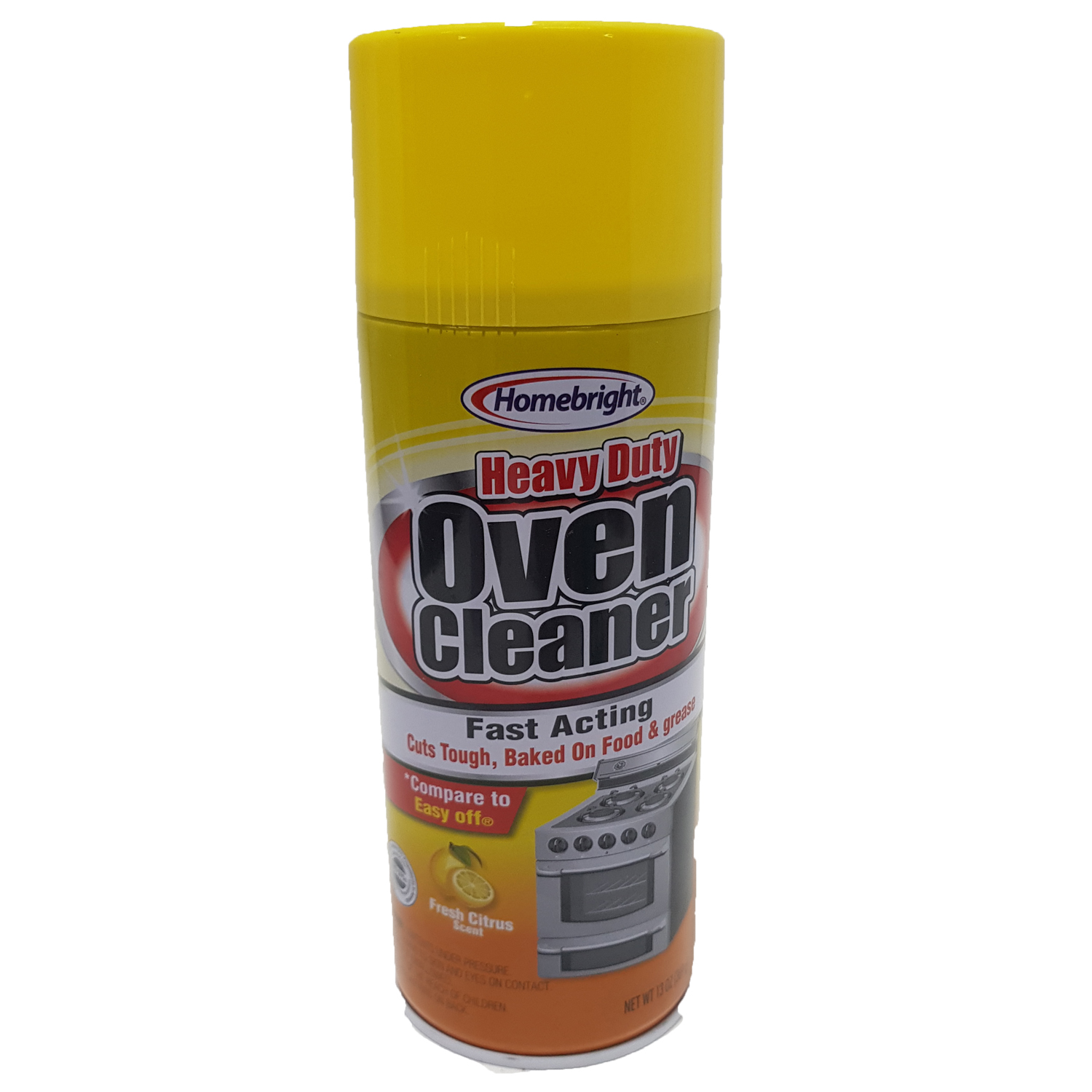 HOMEBRIGHT 13oz Oven Cleaner