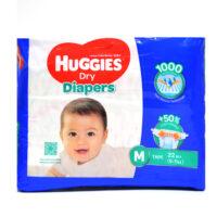 Huggies Diapers - Medium 22's