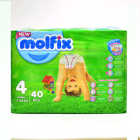 Molfix Baby Diapers Bulk Pack - Large 40's