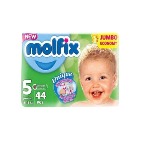Molfix X-LARGE Diaper Jumbo Pack 44's