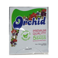 Orchid Garbage Bags 5's available at your RB Stores.