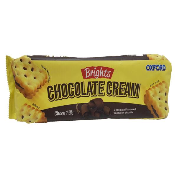Oxford Brights Cream Biscuits - Chocolate 125g