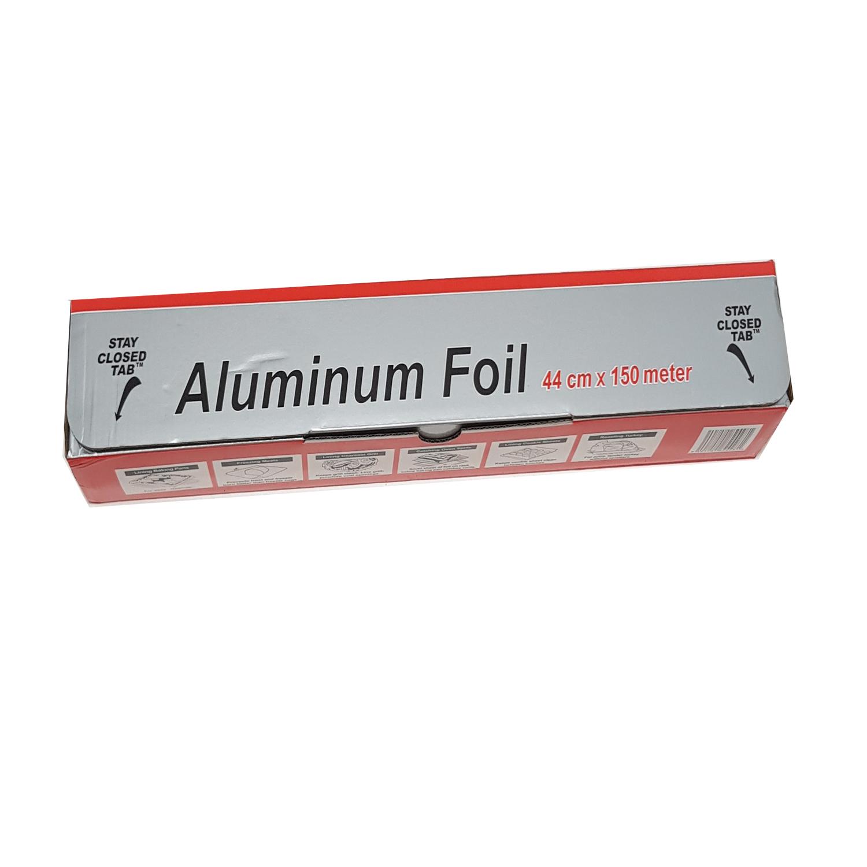 Propack Aluminium Foil150mtr x 44cm