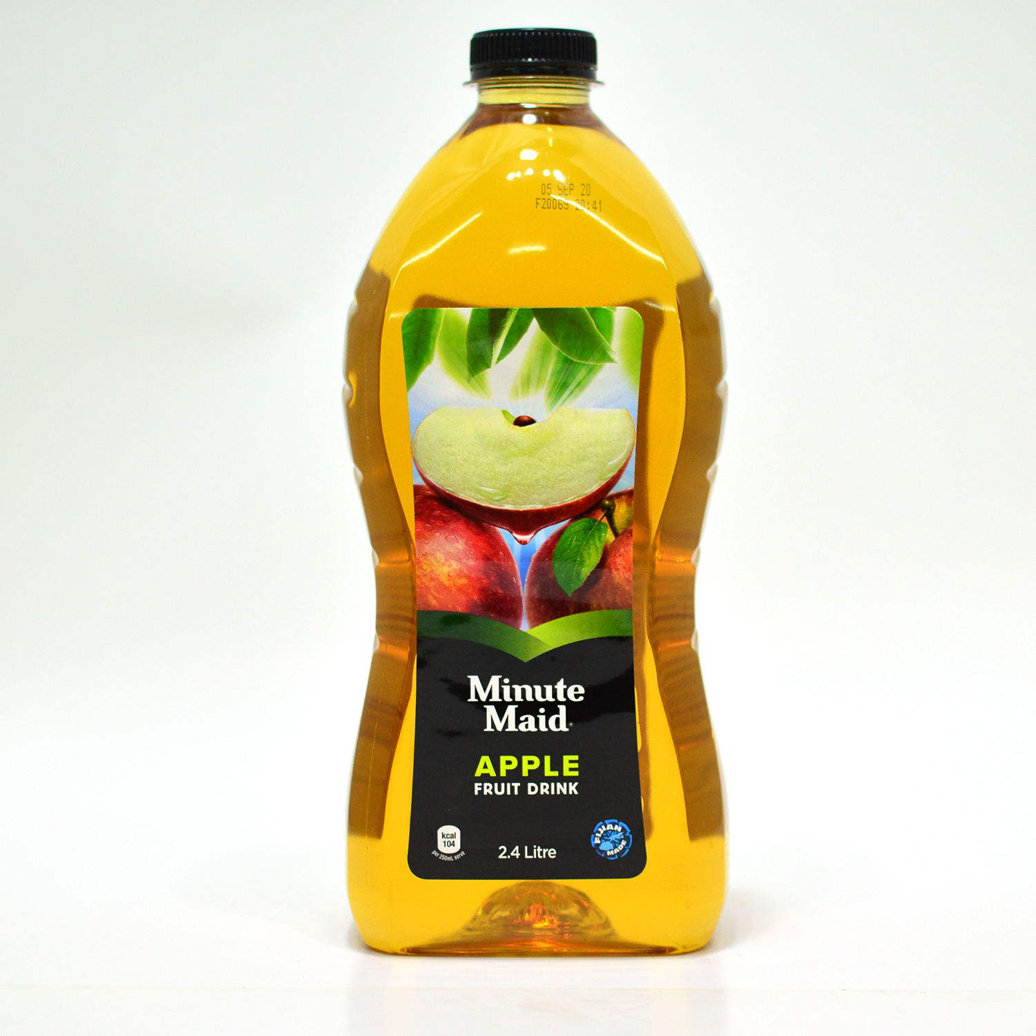 Minute Maid Apple Fruit Drink 2.4ltr