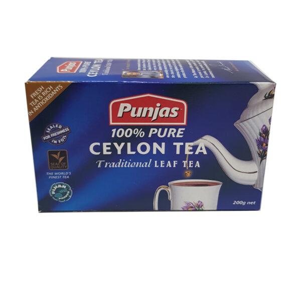 Punjas Tea Leaves 200g