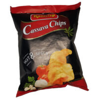 Rancrips Cassava Chips - Hot & Spicy 125g