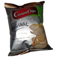 Rancrips Cassava Chips - Original 125g