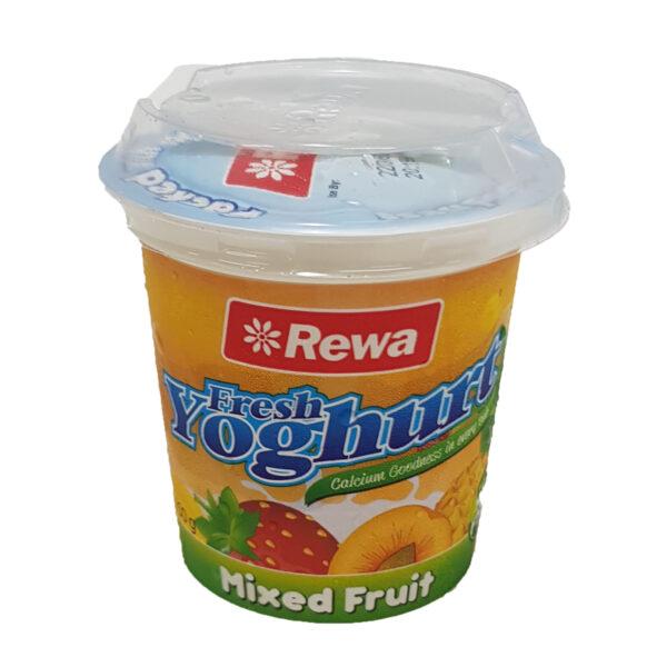Rewa Yoghurt - Mix Fruit 150g
