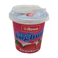 Rewa Yoghurt - Strawberry 150g