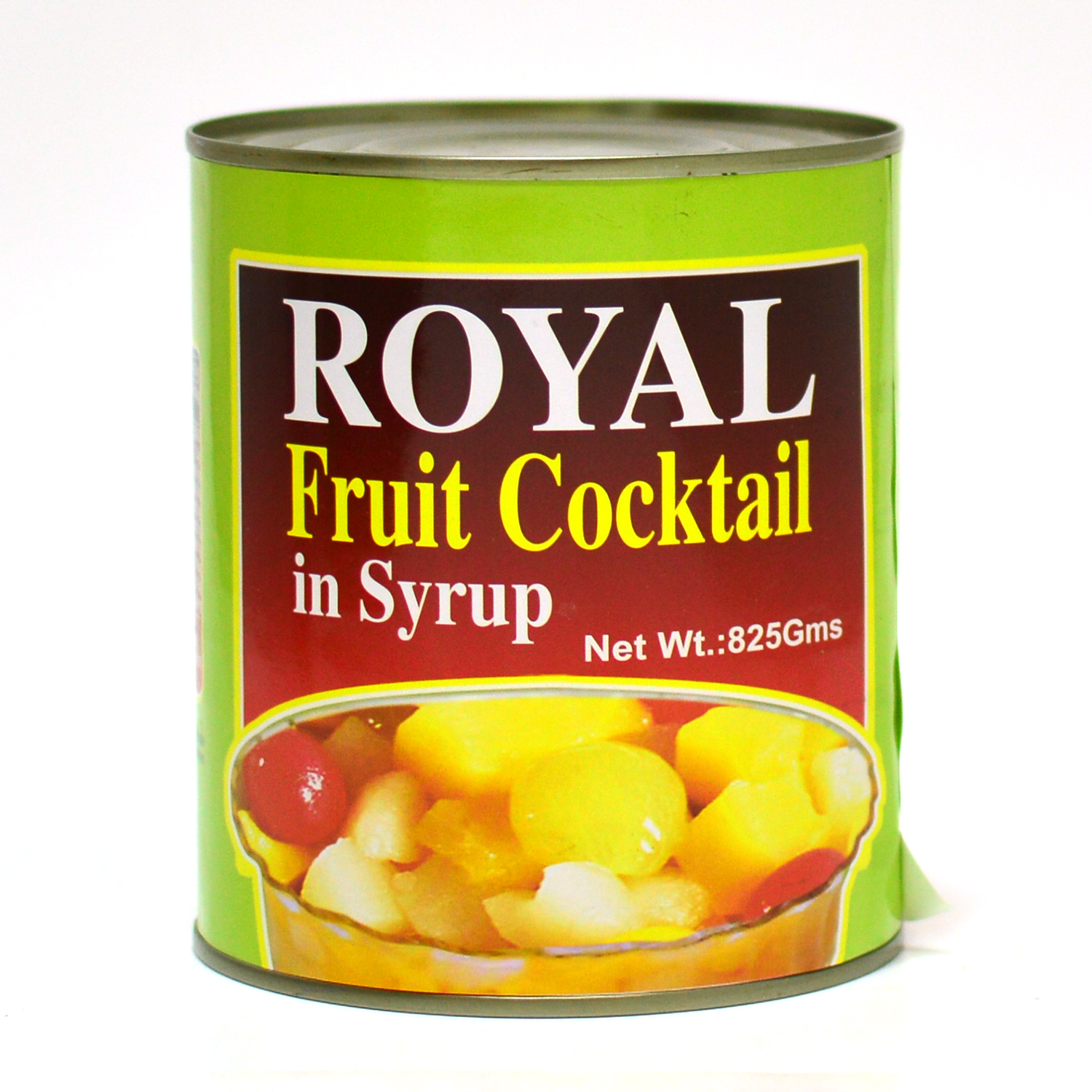Royal Fruit Cocktail	825g