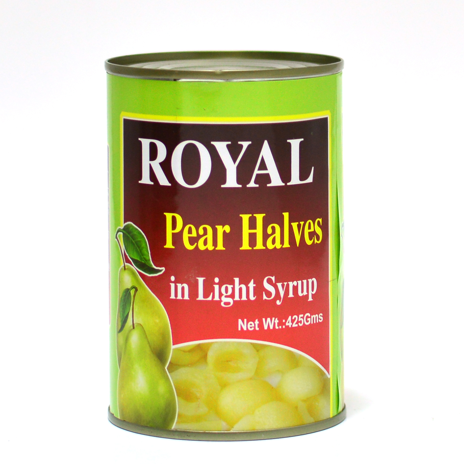 Royal Pear Halves 425g