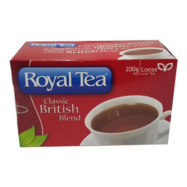 Royal Tea Leaves 200g