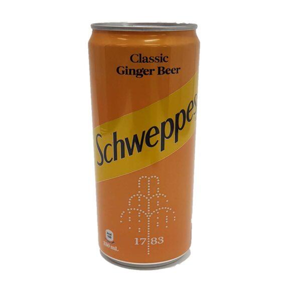 Schweppes Ginger Drink 330ml