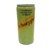 Schweppes Lemon Lime & Bitter 330ml