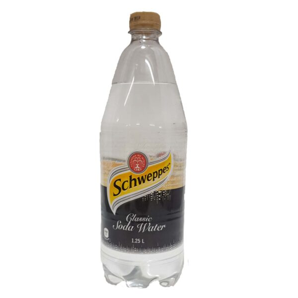 Schweppes Soda Water 250ml