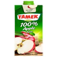 Tamek 100% Apple Juice 1ltr