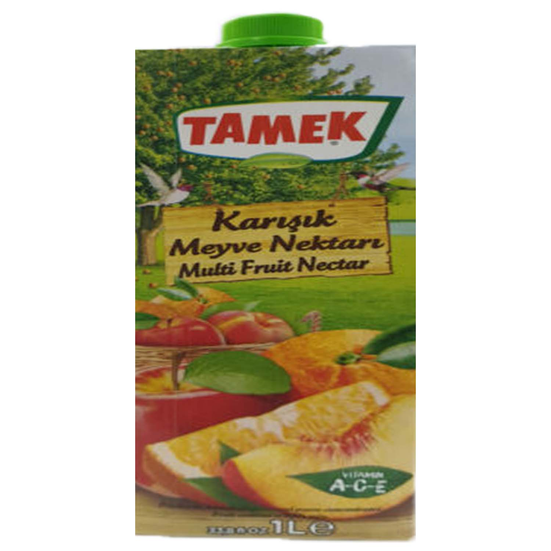 Tamek Multi Fruit Nectar 1ltr