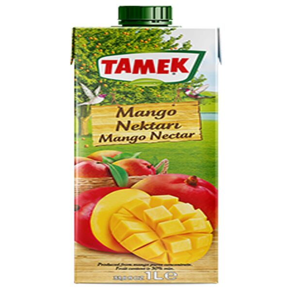 Tamek 100% Mango Nectar 1ltr