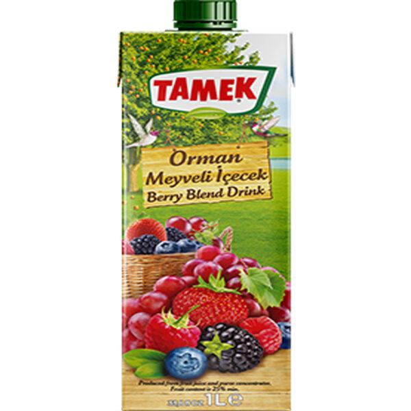 Tamek Mix Berry Blend Juice 1ltr