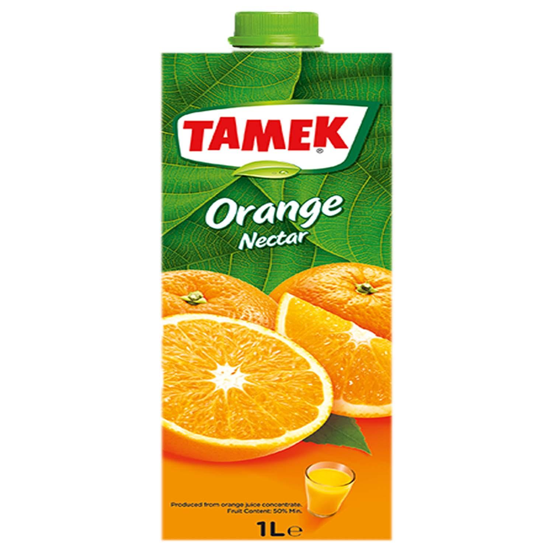 Tamek Orange Nectar 1ltr