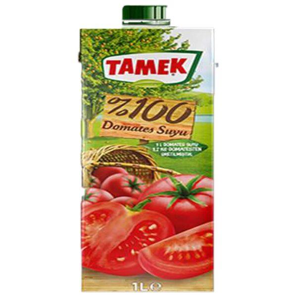 Tamek Tomato Juice 1ltr