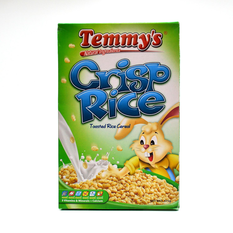Temmys Crisp Rice375g