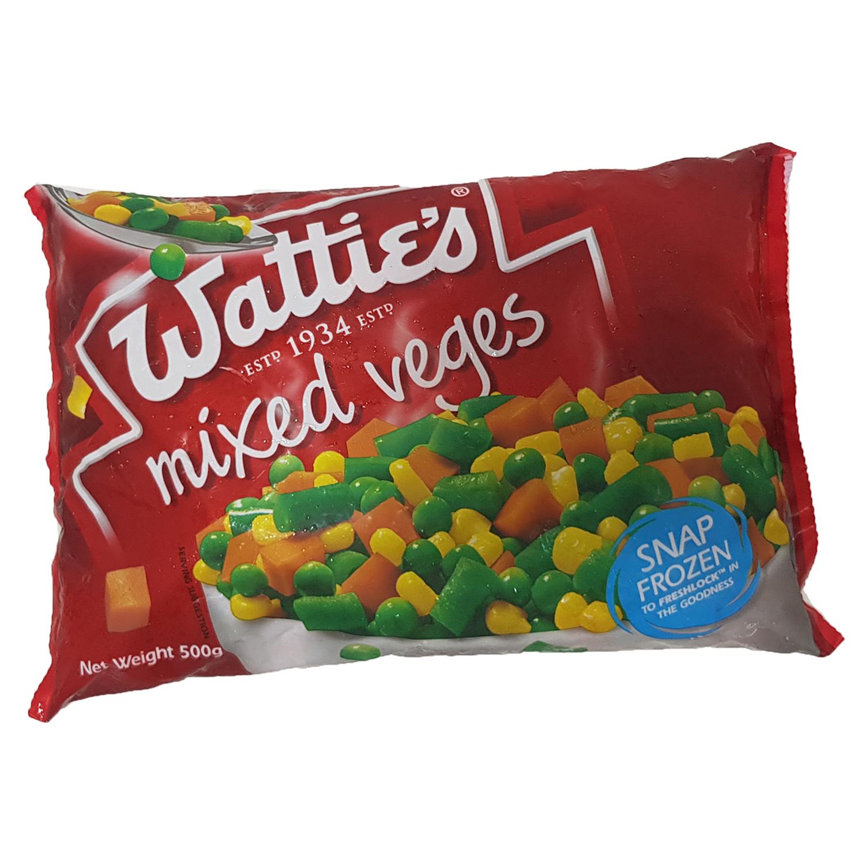 Watties Mix Vegetables 500g