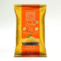 Zeeba Basmati Rice - Sella 1kg