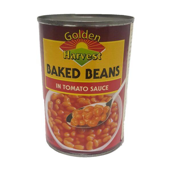 Golden Harvest Baked Beans 420g