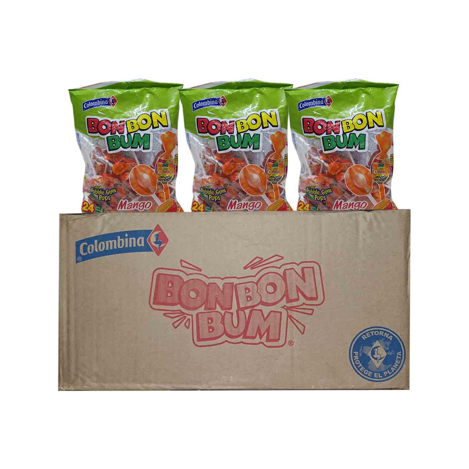 BonBon BBX3 Mango 17gx15x24 (Ctn)