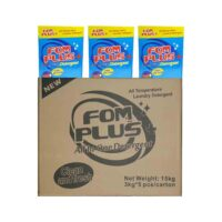 FOM Plus Detergent 3kg x5(Ctn)