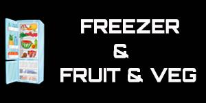 Freezer Fruit & Veg