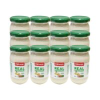 Herman Mayonnaise Glass Jar 236ml x12(Ctn)