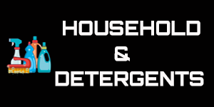 Household & Detergents