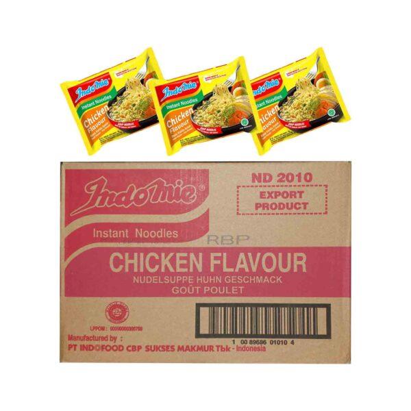 Indomie Chicken 70g x 40 Ctn