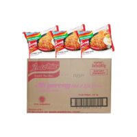 Indomie Mi Goreng Hot & Spicy 80g x40( Ctn)