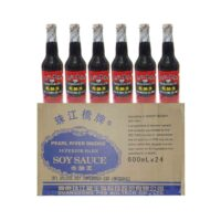 Pearl Superior Soy Sauce 600ml x24 (Ctn)