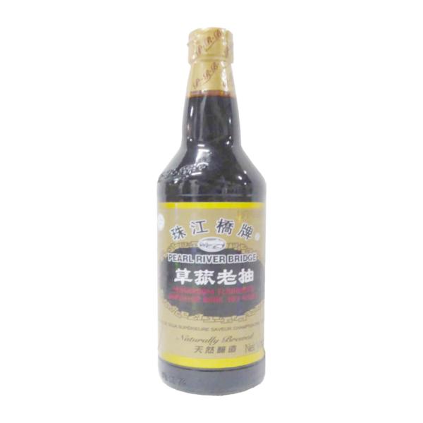 Pearl River Mushroom Sauce 24x600ml Ctn
