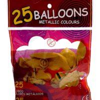 Ballons 25s Asst #180215