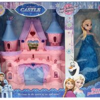Doll & Castle Set 41811089081 -BAL