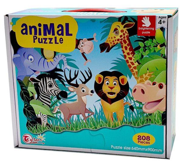 208pcs Jigsaw Puzzle #42010094086 -BAL