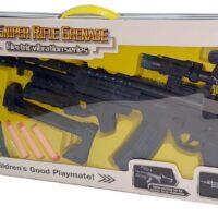 Electric Gun W/Sound & Light #42010106086