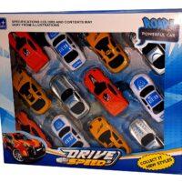 12pcs Free Wheel Car #42010084086 -BAL