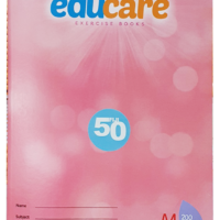 Educare Exercise Book A4 200 Pages