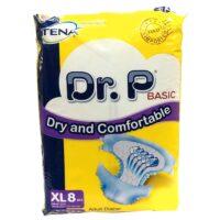 Dr.P Adult Diaper XL8